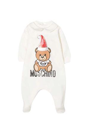 Tutina bianca Moschino Kids MOSCHINO KIDS | 1491434083 | MUT01VLDA2210063