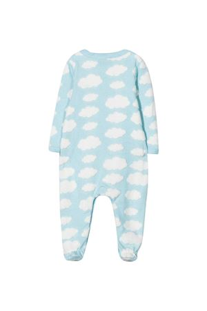 Baby blue onesie Moschino Kids  MOSCHINO KIDS | 1491434083 | MUT01XLAF0080446