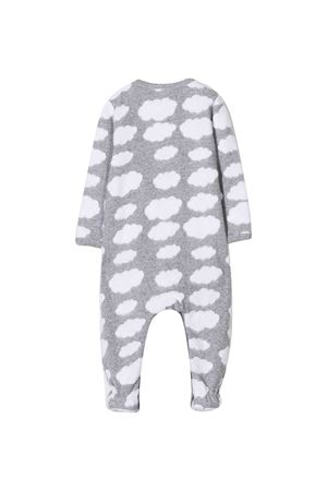 Newborn gray onesie Moschino Kids  MOSCHINO KIDS | 1491434083 | MUT01XLAF0084206