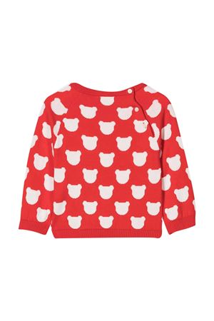 Red sweater Moschino Kids  MOSCHINO KIDS | 7 | MUW00LLHE0384243
