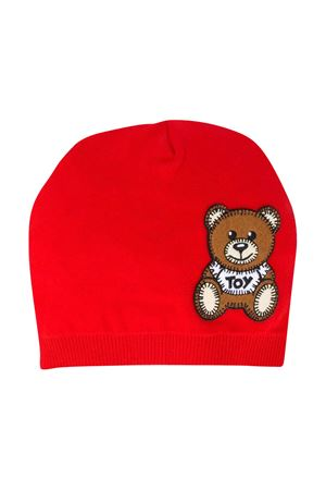 Red cap Moschino Kids  MOSCHINO KIDS | 75988881 | MUX03CLHE0350109