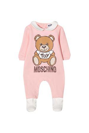 Pigiama Teddy Bear rosa Moschino Kids MOSCHINO KIDS | 75988882 | MUY033LDA1450209