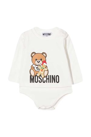 Body bianco Moschino Kids MOSCHINO KIDS | 32 | MUY035LBA2210063