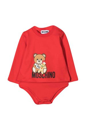 Body rosso Moschino Kids MOSCHINO KIDS | 32 | MUY035LBA2250109