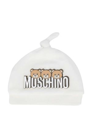 Berretto bianco Moschino Kids MOSCHINO KIDS | 75988881 | MUY036LGA0710063