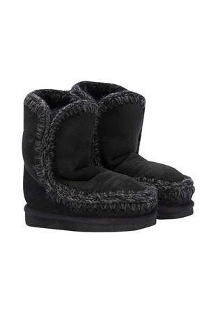 Black Eskimo boots teen Mou Kids  Mou kids | 12 | 101000ABKBKT