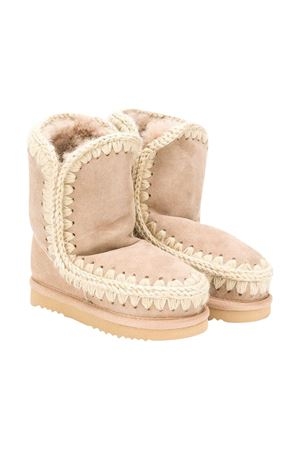 Cream Eskimo boots teen Mou Kids  Mou kids | 12 | 101000ACAMT