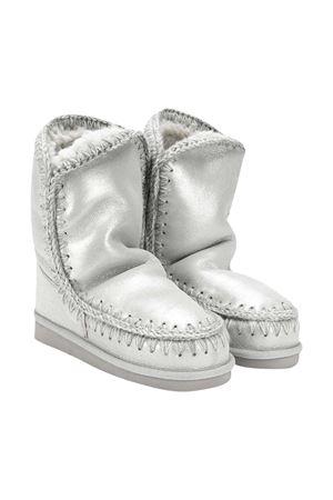 Silver boots Mou Kids Mou kids | 12 | 101000CMGSIL