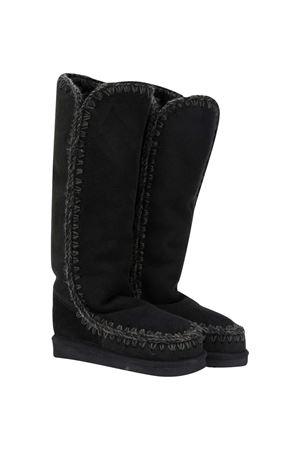 Black knee boots Mou Kids Mou kids | 12 | 101002ABKBKT