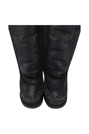 Black knee boots teen Mou Kids Mou kids | 12 | 101002BCBKGT