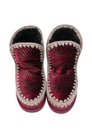Burgundy Eskimo boots Mou Kids  Mou kids | 12 | 101035KSVBURT