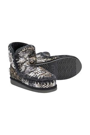 Gray Eskimo teen boots Mou Kids  Mou kids | 12 | 101035KSVGRET
