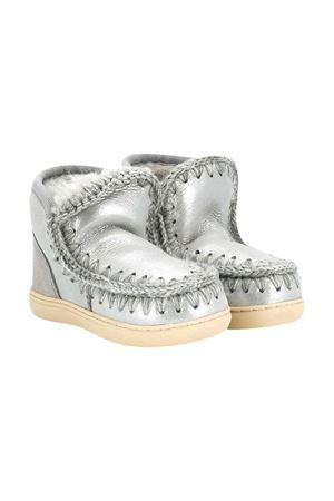 Silver ankle boots Mou Kids  Mou kids | 90000020 | 111000CMGSIL