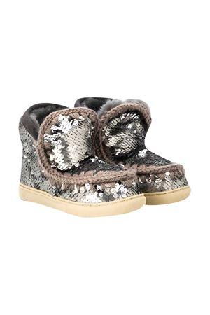 Silver ankle boots Mou Kids Mou kids | 90000020 | 111000GSEQGUN