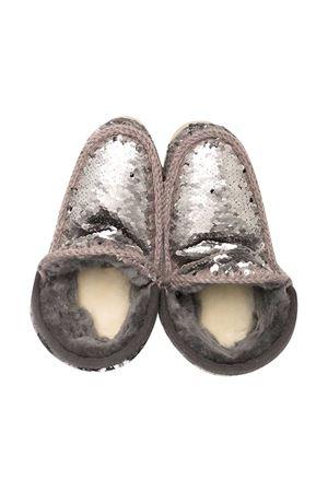 Stivali silver Mou Kids eskimo Mou kids | 90000020 | 111008GSEQGUN