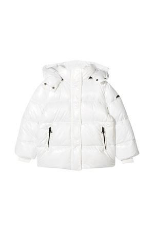 Msgm Kids white down jacket  MSGM KIDS | 783955909 | 025048001