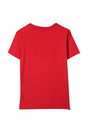 Red t-shirt teen MSGM kids  MSGM KIDS | 8 | 025106040T