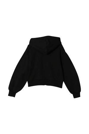 Black sweatshirt MSGM kids  MSGM KIDS | -108764232 | 025128110