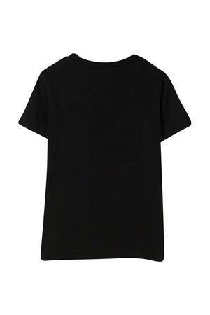 Black t-shirt MSGM kids  MSGM KIDS | 8 | 025135110