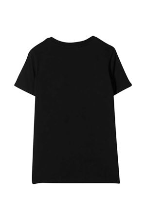 Black t-shirt MSGM kids  MSGM KIDS | 8 | 025170110