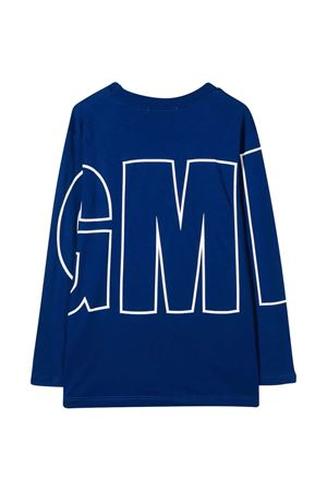 Blue T-shirt teen MSGM kids  MSGM KIDS | 8 | 025181130T