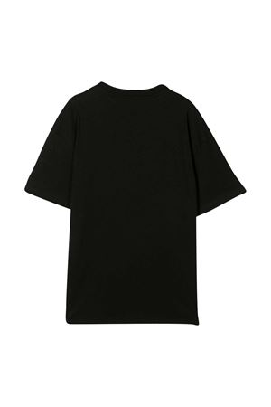 Black t-shirt MSGM kids  MSGM KIDS | 8 | 025197110/02