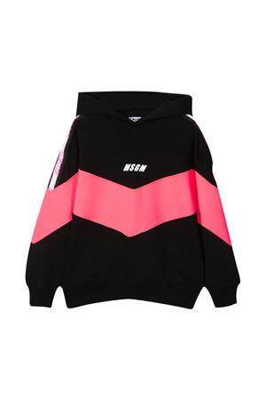 Black sweatshirt Msgm Kids MSGM KIDS | -108764232 | 025198110/28