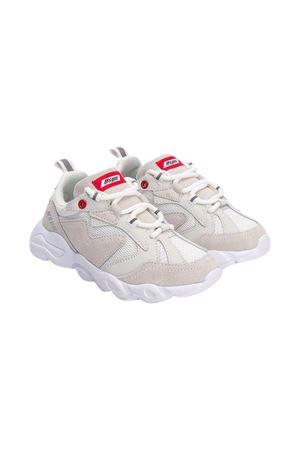 Sneakers bianche teen Msgm Kids. MSGM KIDS | 90000020 | 025200001T