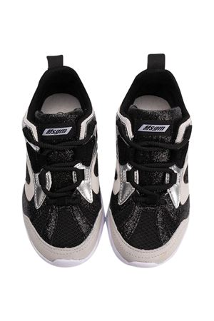 Black sneakers Msgm Kids  MSGM KIDS | 90000020 | 025202110