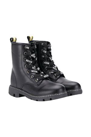Black ankle boots Msgm Kids MSGM KIDS   76   025203110T