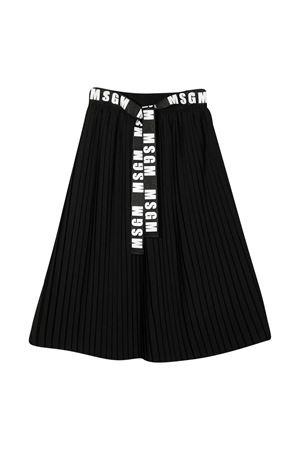 Black skirt teen MSGM kids MSGM KIDS | 15 | 025209110T