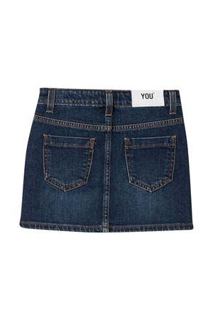 Denim skirt Msgm Kids  MSGM KIDS | 15 | 025210126