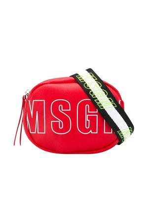 Red belt bag Msgm Kids  MSGM KIDS | 5032342 | 025233040