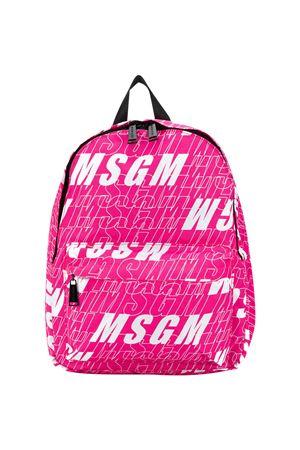 Zaino fucsia Msgm Kids MSGM KIDS | 5032345 | 025235044
