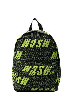Zaino nero Msgm Kids MSGM KIDS | 5032345 | 025235110/28