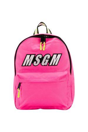 Zaino fucsia Msgm Kids MSGM KIDS | 5032345 | 025236044
