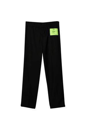 Pantaloni neri teen Msgm Kids MSGM KIDS | 9 | 025282106T