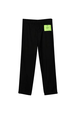 Pantaloni neri Msgm Kids MSGM KIDS | 9 | 025282106