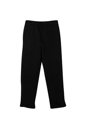 Pantaloni neri MSGM kids MSGM KIDS   9   025289110