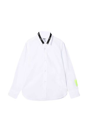 Camicia bianca MSGM kids MSGM KIDS | 5032334 | 025298001