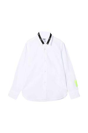 Camicia bianca teen MSGM kids MSGM KIDS | 5032334 | 025298001T
