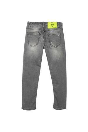 Jeans skinny grigio MSGM kids MSGM KIDS   9   025300129