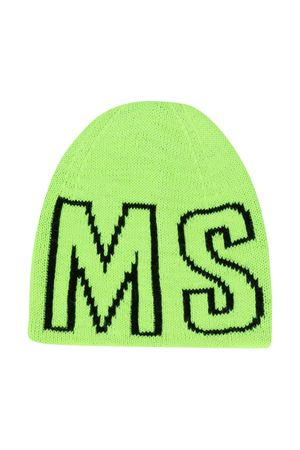 Yellow fluo hat MSGM kids  MSGM KIDS | 75988881 | 025301023