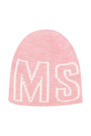 Cappello rosa MSGM kids MSGM KIDS | 75988881 | 025301045