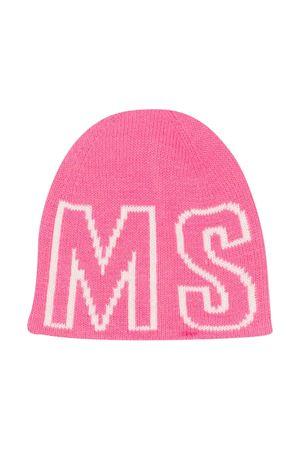 Fluo pink hat MSGM kids  MSGM KIDS | 75988881 | 025301134