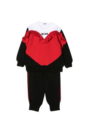 Black suit MSGM kids baby MSGM KIDS | 42 | 025313001/06