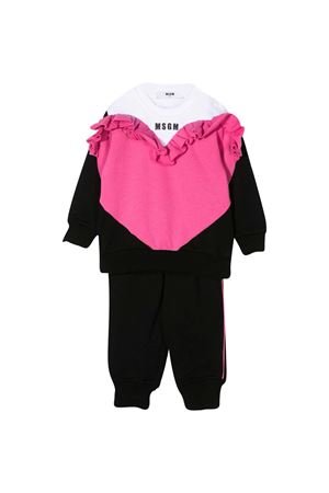 Black suit MSGM kids baby MSGM KIDS | 42 | 025313001/10