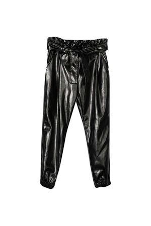 Black pants teen Msgm Kids  MSGM KIDS | 9 | 025316110T