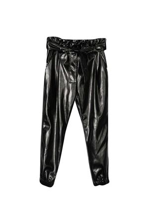 Pantaloni neri teen Msgm Kids MSGM KIDS | 9 | 025316110T