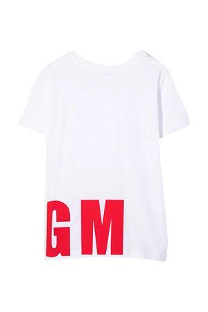 T-shirt bianca MSGM Kids MSGM KIDS | 8 | 025652001